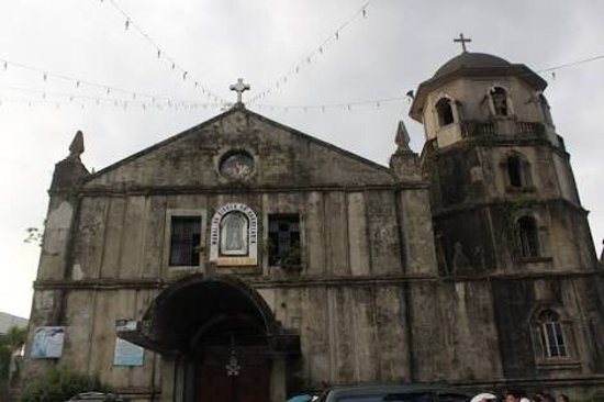 Silang, Filipiny: Our Lady of Candelaria Parish Church