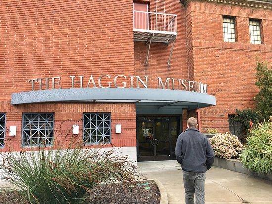 The Haggin Museum: photo2.jpg