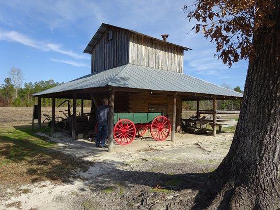 Conway, Carolina del Sud: Tobacco Barn