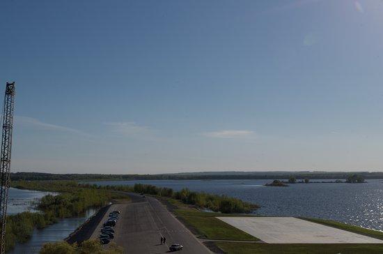 Republic of Tatarstan, Russland: Виды острова