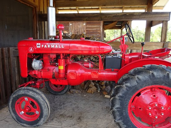 L.W.Paul Living History Farm: Farmall Tractor