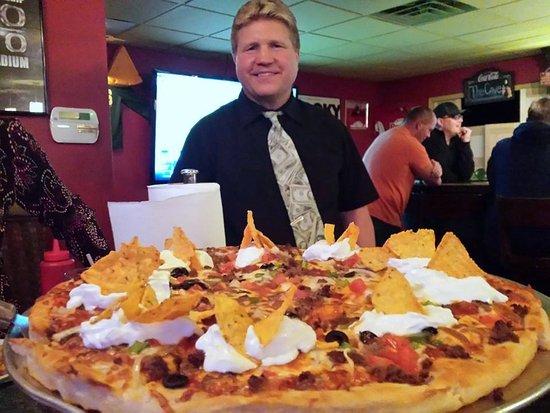 Cranbrook, Canadá: Nacho Grande Pizza