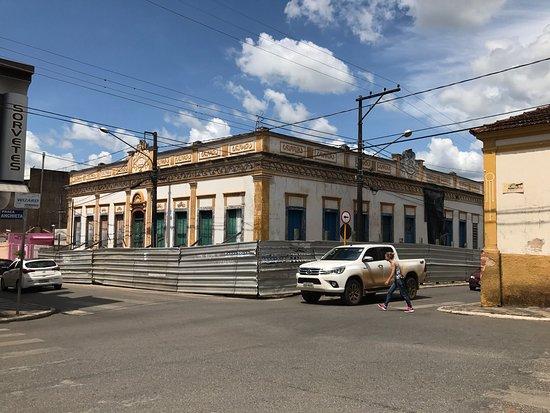 Casa da Cultura Cicero Marques - Theater