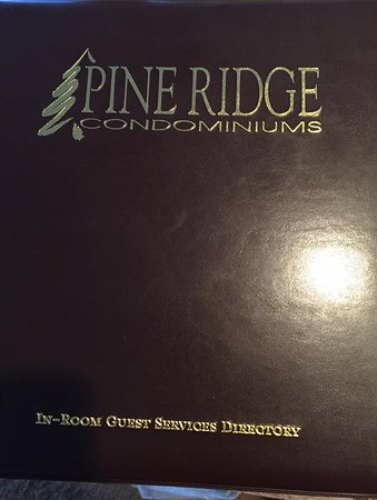 Pine Ridge Condominiums Photo