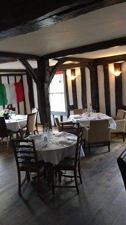 Royston, UK: Our Fine Italian Restaurant