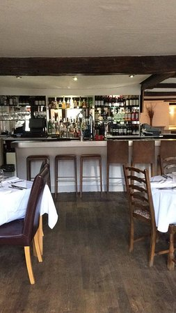 Royston, UK: The Bar