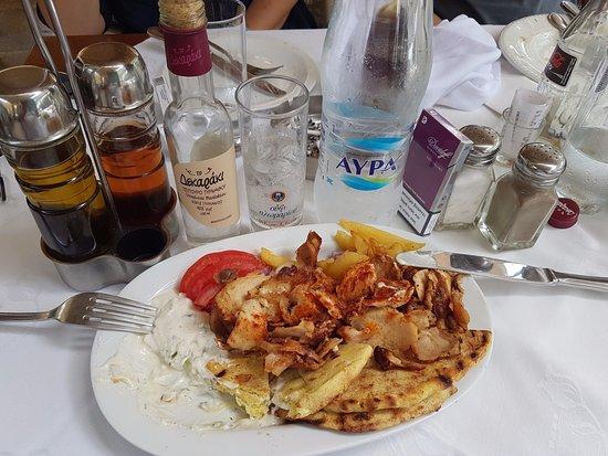 Ydria: my lunch