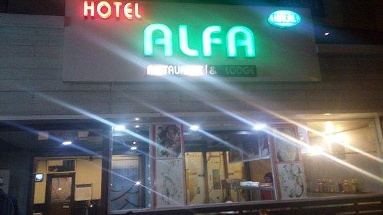 Hotel Alfa Lodge