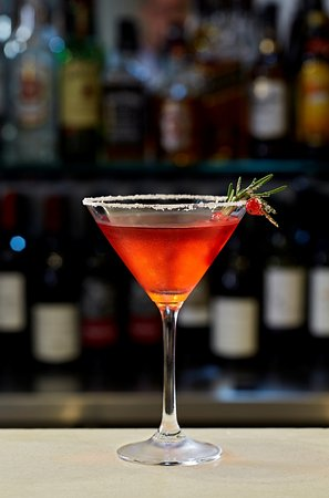 Millennium Hotel London Knightsbridge: Le Chinois Bar Cocktail
