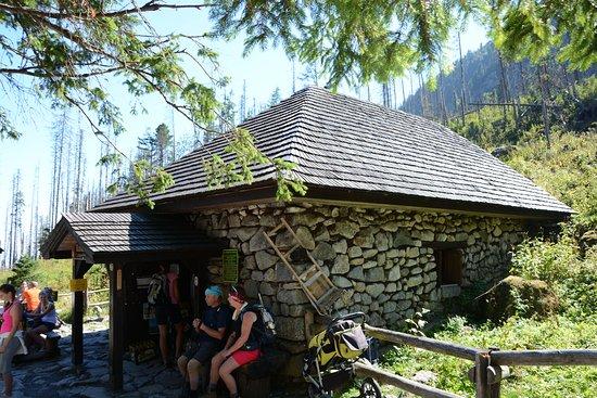 Stary Smokovec, Slovakia: Rainerova chata