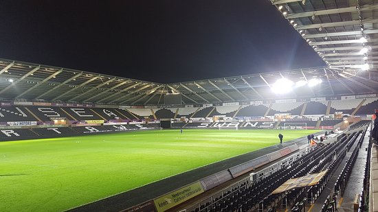 South Wales, UK: Liberty Stadium