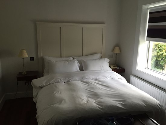 Dunraven Arms Hotel: Small room...
