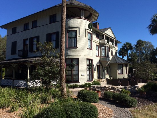 DeLand, FL: The Stetson - A Unique Historic House you can Tour