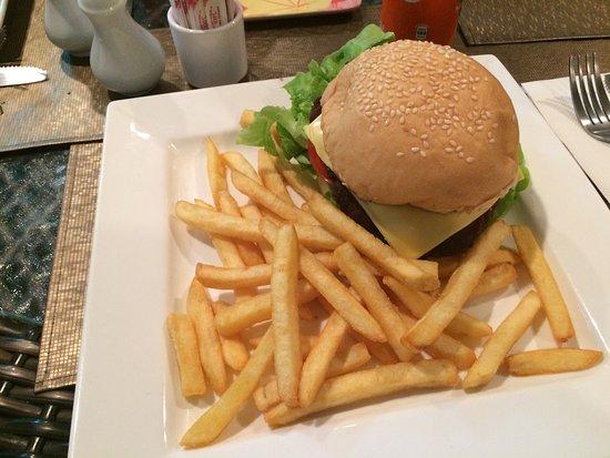 Il Cappero: Cheeseburger