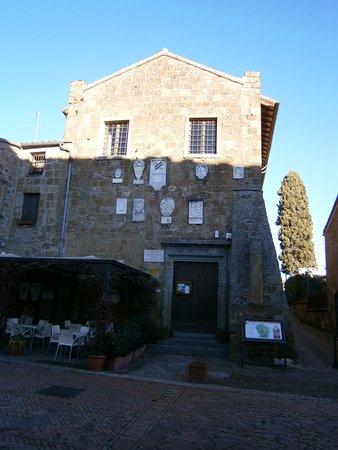 Sovana, Italien: Palazzo Pretorio