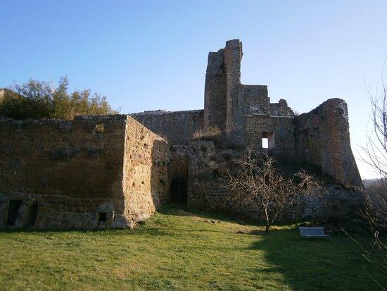 Sovana, Italien: Rocca Aldobrandesca
