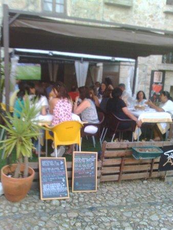 Belmonte, Portugal: Fio de Azeite Taberna