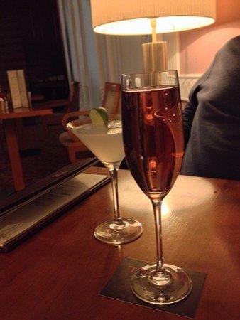 Holywood, UK: Relaxing - New Year 2017