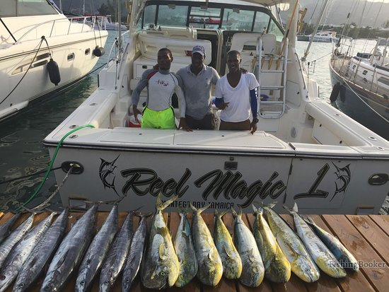 Reel Magic Charters & Sports Fishing LTD