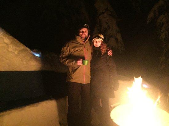 Wanderlust Tours: Bonfire