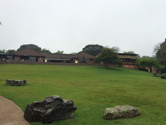 Kloof, Afrique du Sud : View of the restaurant