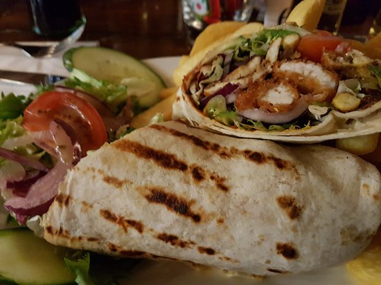 The Cherry Tree: Lovely food