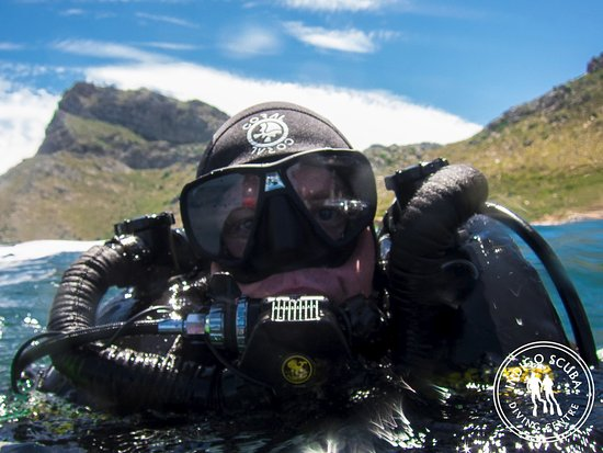 Gordon's Bay, Republika Południowej Afryki: We are able to accommodate rebreather divers on our boats