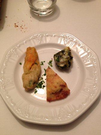 Suno, อิตาลี: Antipasto Vegetariano!