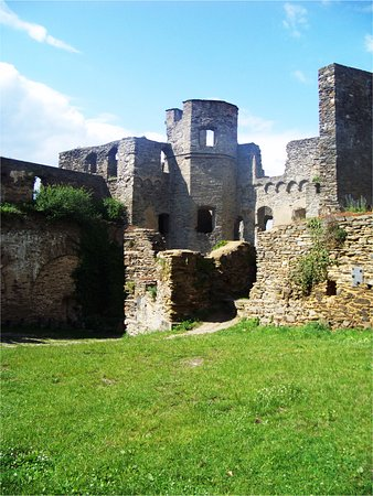 Hesse, Almanya: Treppenturm