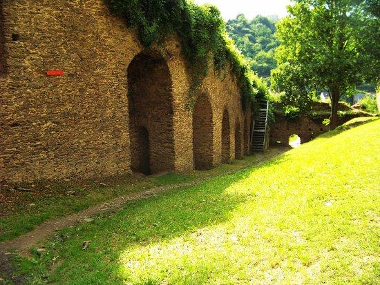 Hesse, Allemagne : Wehrmauer
