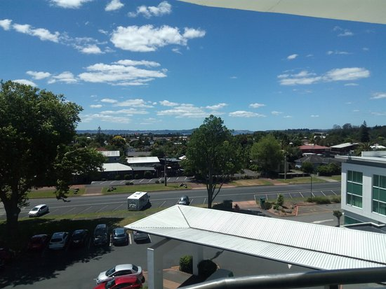 Holiday Inn Rotorua: HI Rotorua - View from room