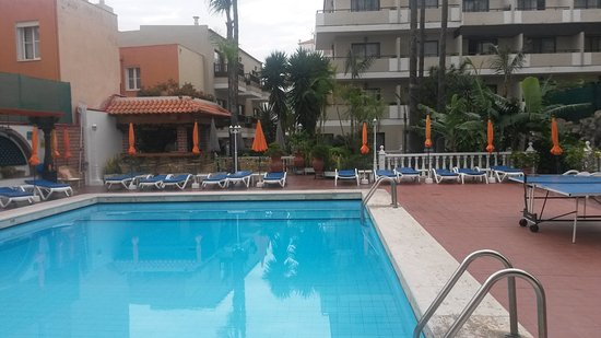 Don Manolito Hotel: ruhiger, kleiner Pool und Poolbar