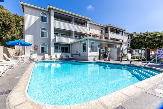 Capistrano Surfside Inn: Outdoor Pool