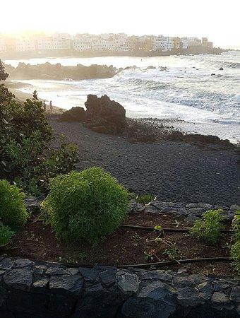 Don Manolito Hotel: Strand Playa Jadsín