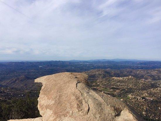 Poway, Kalifornien: 薯片岩