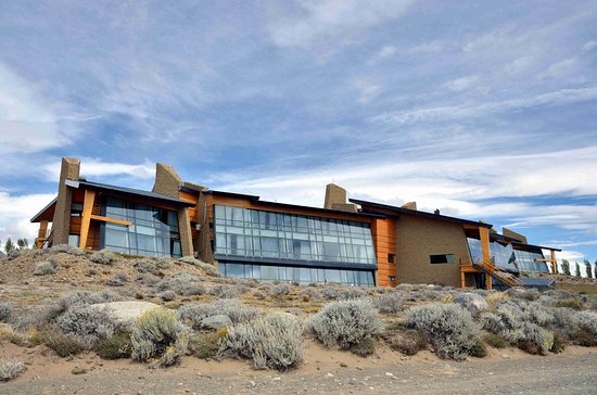 Design Suites Calafate_View from the lake