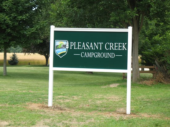 Oglesby, IL: Welcome to Pleasant Creek
