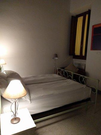 Palazzo Olivia: Habitación