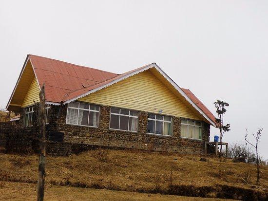 Singalila National Park, Hindistan: Hotel in Tonglu