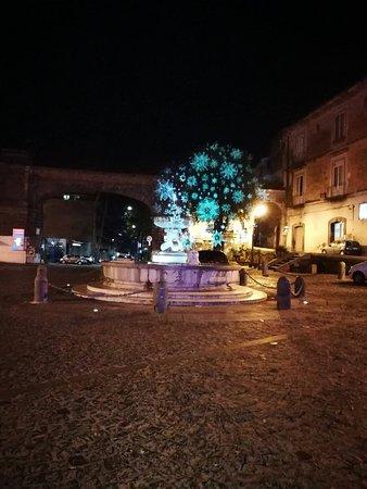 Gragnano, Italia: piazza
