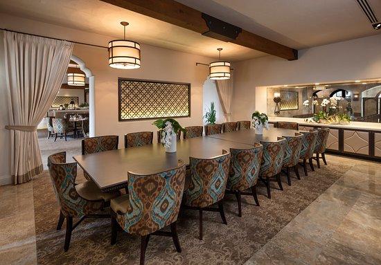 Goleta, Califórnia: Private Dining Room