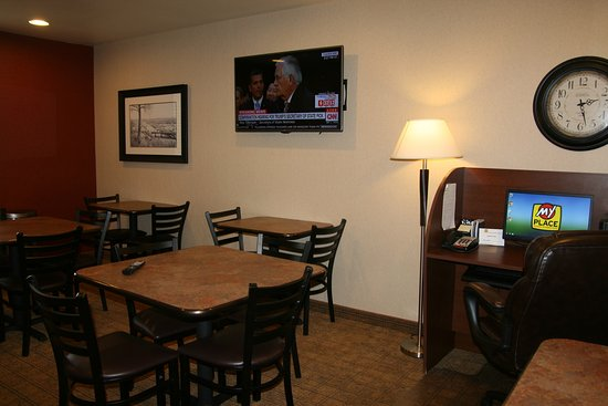 Monaca, Pensilvania: Lounge