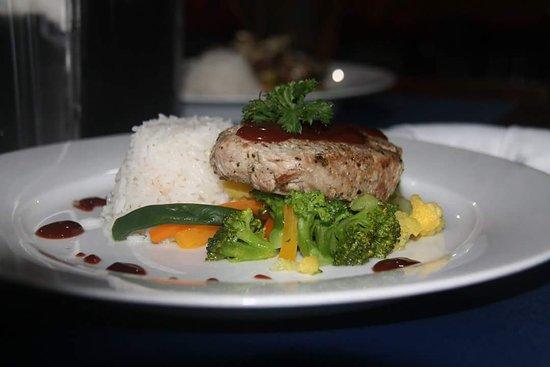 Ojochal, คอสตาริกา: Restaurante Fusión