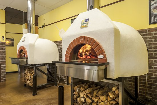 Corvallis, OR: 2 ovens with a wood fired oven dedicated to just gluten free!