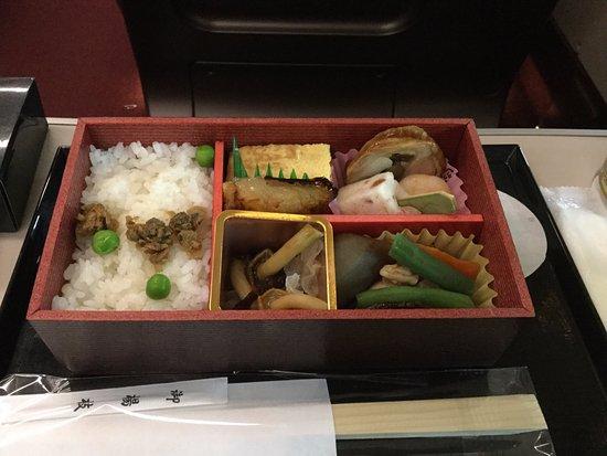 Tohoku, Japão: 和食の「軽食」
