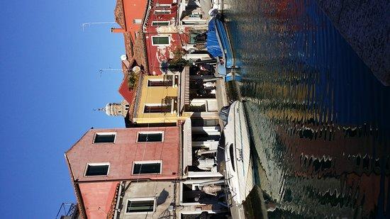Lido di Venezia, إيطاليا: isola di Murano
