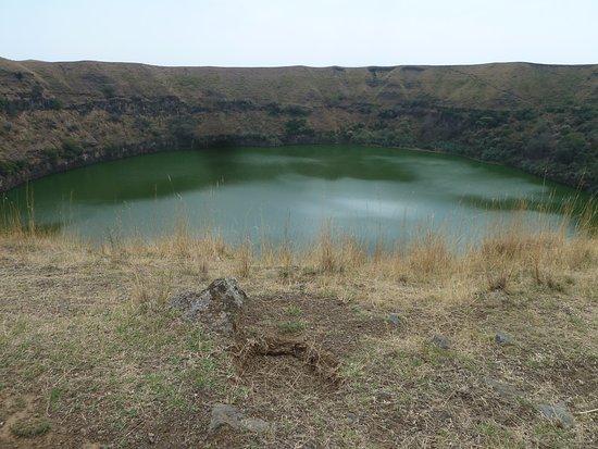 Butajira, Etiopia: orlo interno ripido