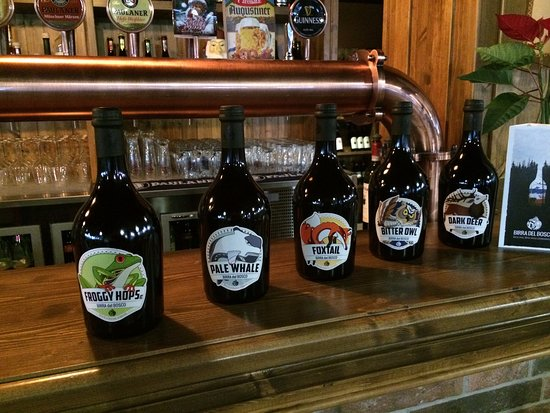 Orio Al Serio, Italia: Birre