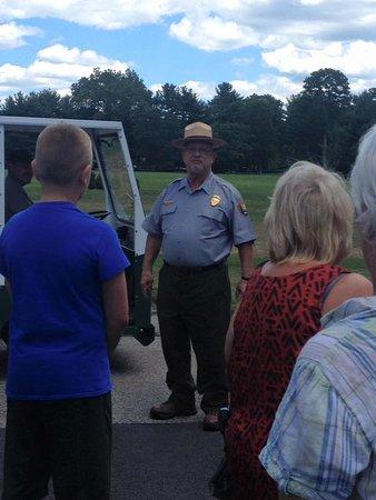 Franklin Delano Roosevelt Home: Bob Out guide