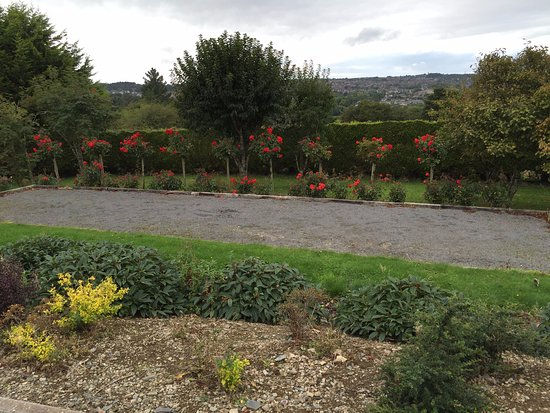Gardens at Samuels Heritage B&B
